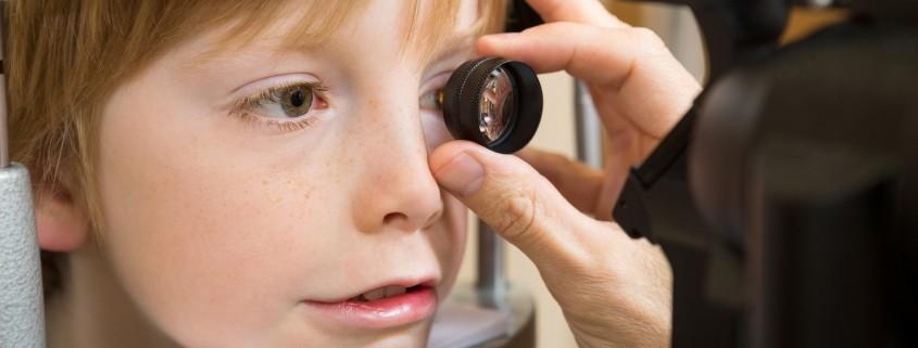 Optometrisch onderzoek